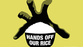 Hands off our Rice