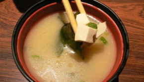 tofu-in-miso-soup
