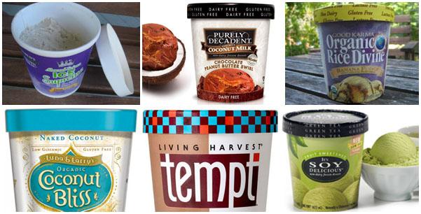 Vegan Ice Cream Challenge wrap up