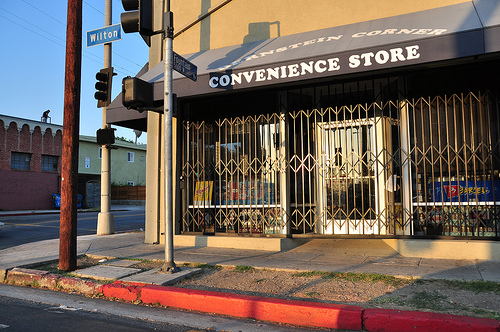 Convenience Store. CC photo by Flickr user kkanouse