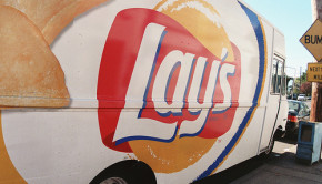 Lays Truck. CC photo by Flickr user cafemama