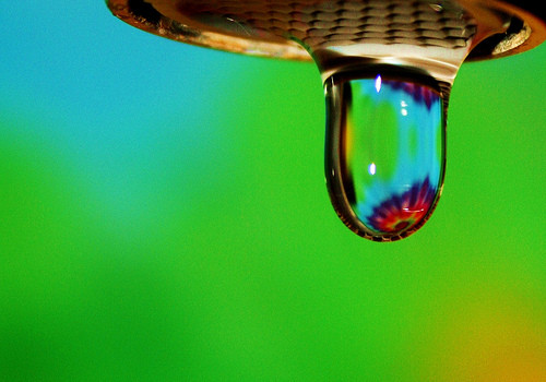 Water Faucet. CC photo by Flickr user pinksherbet