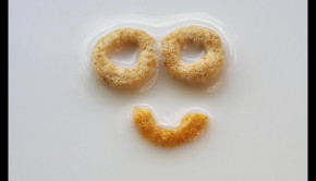 Cheerios Smile. CC photo by Flickr user cheesyfeet