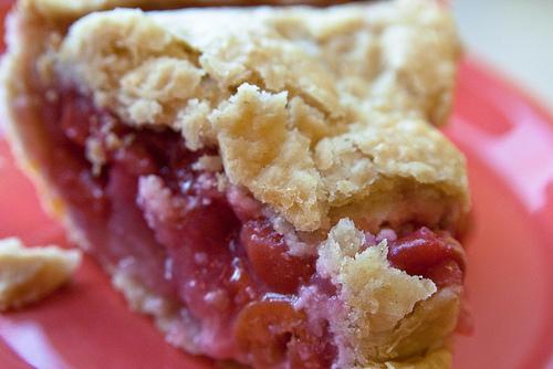 Cherry Pie. CC photo by Flickr user stevendepolo