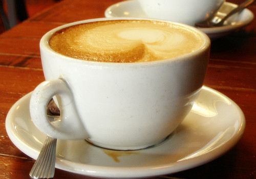 Morning Coffee. CC photo by Flickr user essjay