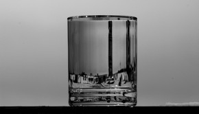 glass of water. cc photo by flickr user gromgull