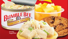 Bumble Bee Chicken Salad