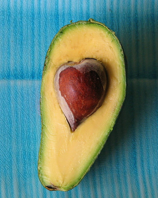 Avocado Heart