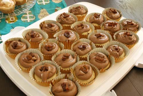 vegan cupcakes smoky tempeh chocolate