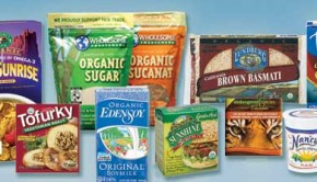 Non-GMO verified products