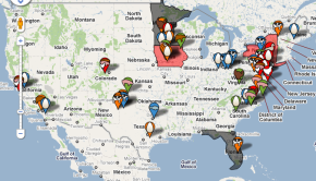 animal farming cruelty investigations interactive map