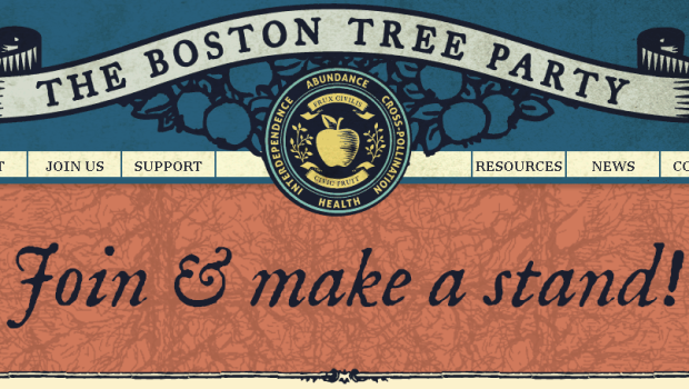 The Boston Tree Party