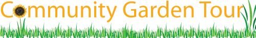 community garden tour