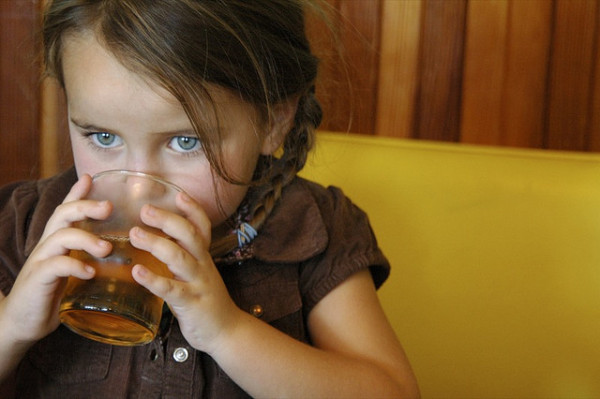 Apple Juice Arsenic Different Form than OTHER Arsenic