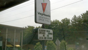 vegetarian drive through asheville