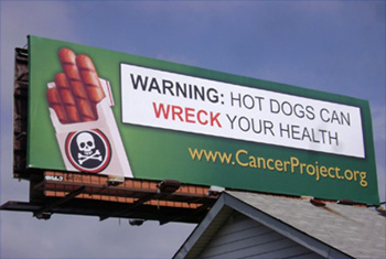 Bacon and Hot Dogs Contain Cancer-Causing Nitrates