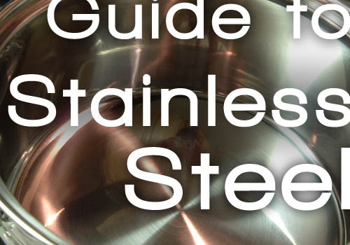 guide to stainless steel