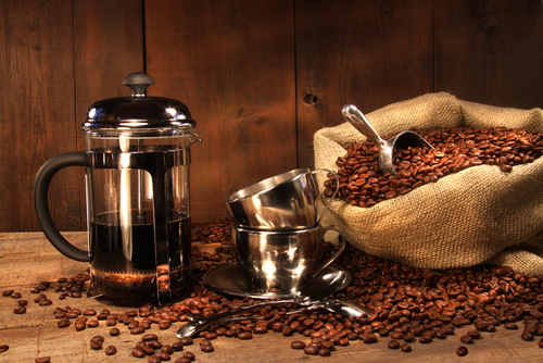 Can French press coffee raise cholesterol?