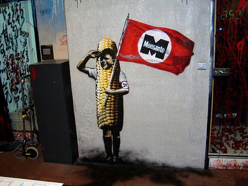 Monsanto art