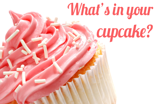 whats in your cupcake