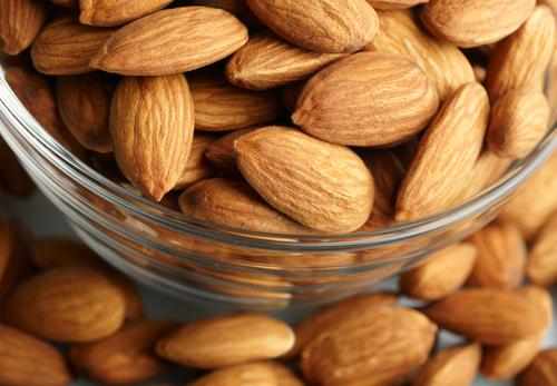 cyanide in almonds