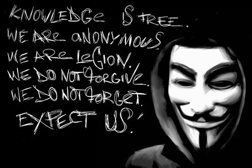 Anonymous Attacks Monsanto