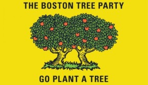 Boston Tree Party