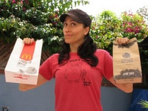 Try these vegan fast food options, next time you're in a pinch!