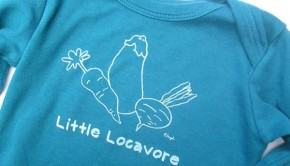little locavore onesie