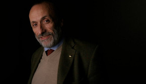 Carlo Petrini from Slow Food