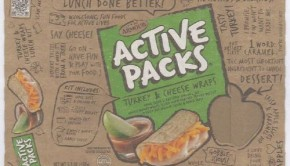 Armour Active Packs