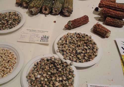 Seed swap table