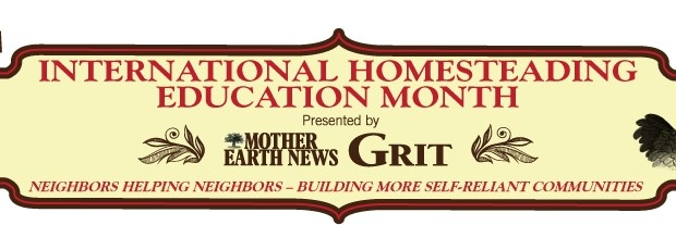 Celebrate Local Food During International Homesteading Month