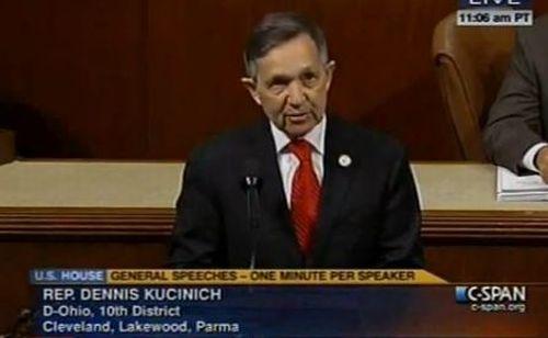 Kucinich Calls Out Monsanto