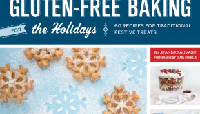 Gluten-Free Baking for the Holidays COV