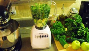 Green Smoothie-to-be