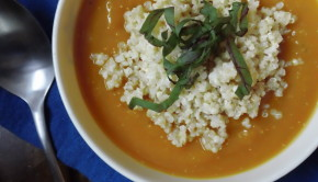 Vegan Squash Soup