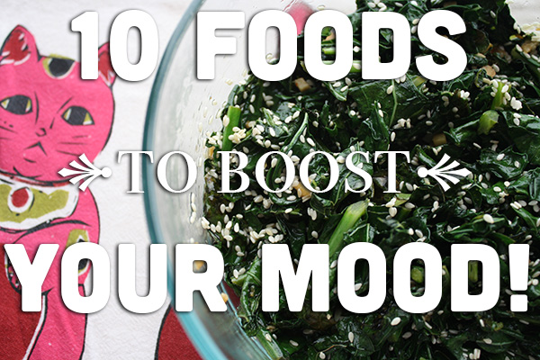 Real Good Mood Food: 10 Foods to Fight Depression