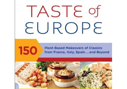 The 30 Minute Vegan's Taste of Europe by Mark Reinfeld