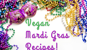 vegan mardi gras recipes