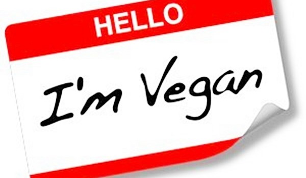 Hello I'm Vegan