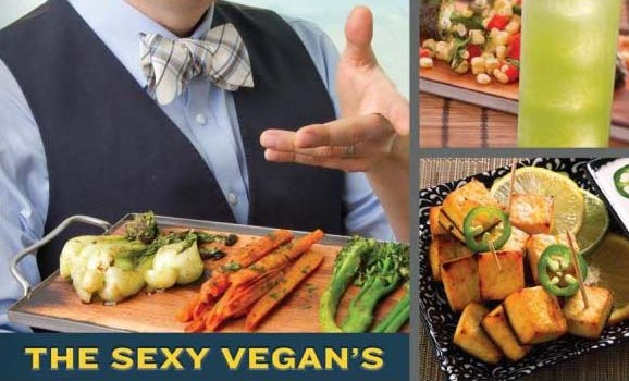 Sexy Vegan Happy Hour at Home Cover
