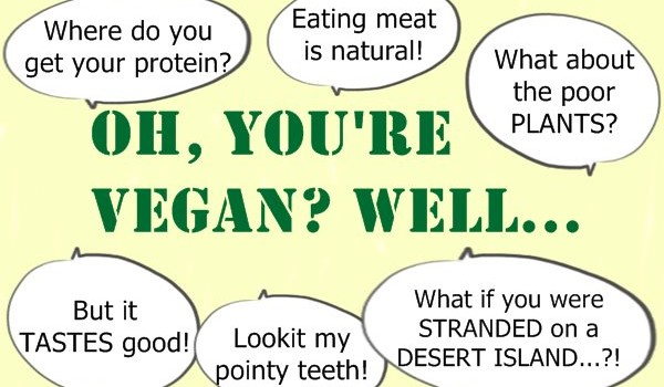 Common Anti-Veg Myths and How to Respond to Them