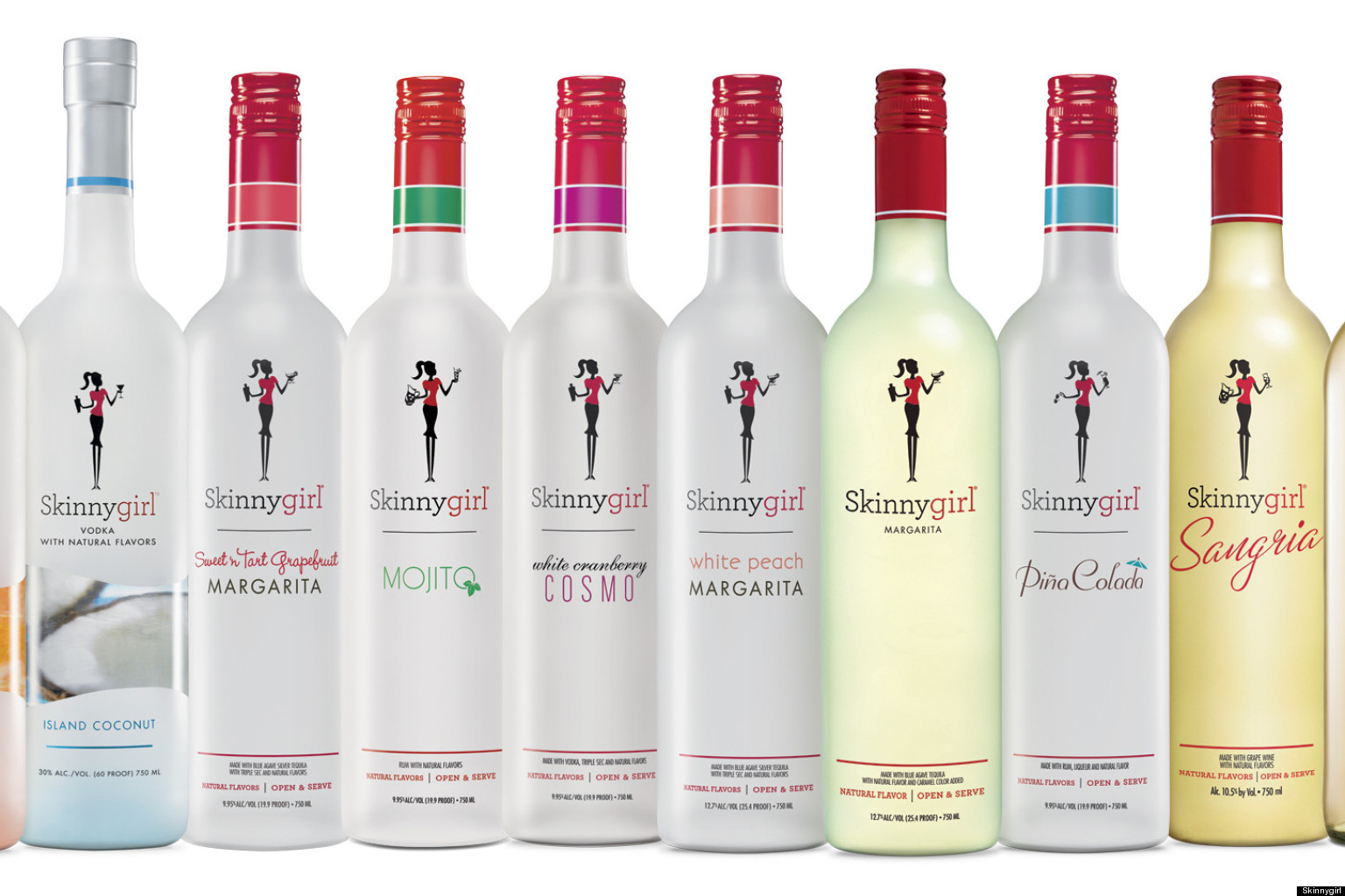 Skinnygirl Exposed Again Not So Naturally Flavored Vodkas