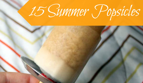 summer popsicle ideas