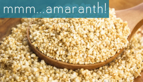 amaranth superfood