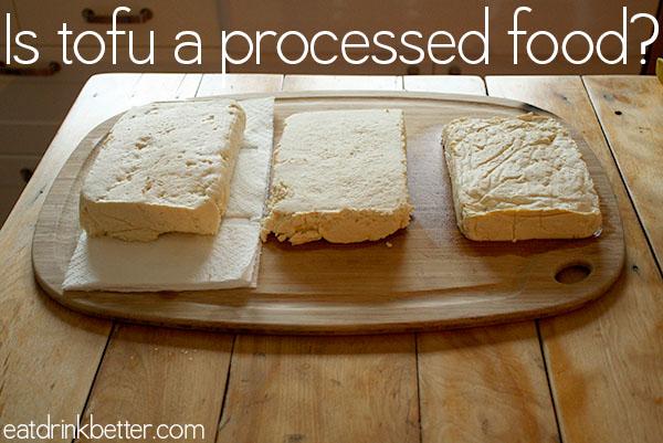 Making Tofu from Scratch