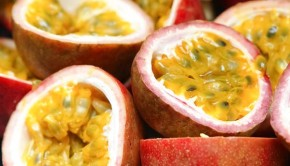 Passion Fruit Salad