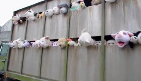 Banksy Sirens of the Lambs