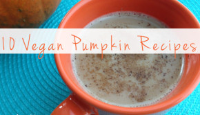 Pumpkin Recipes: Pumpkin Spice Latte